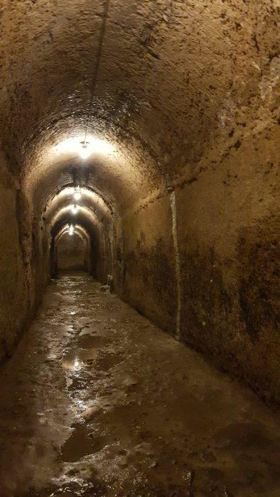 galleria serbatoio romano