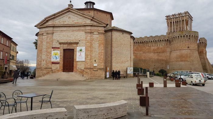 piazza Urbisaglia