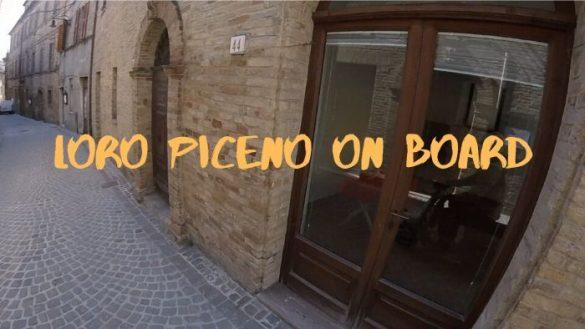 Loro Piceno on Board