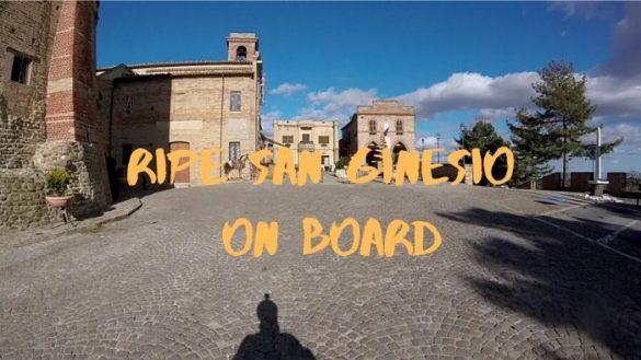 Ripe San Ginesio on Board